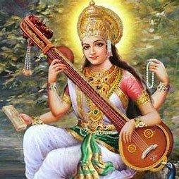 Sarawati, Hindu Goddess, Empowerment