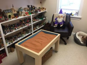 #Sand Tray Therapy #Children Therapy