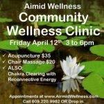 #Wellness, #Acupuncture, #Massage, #Chair Massage