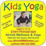 Kids Yoga, Airmid