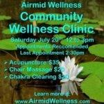 #Wellness, #Massage, Chakra, #Acupuncture, #Healing. #Macrobiotic, #Intuitive Reading, #Sheri DeMaris, #Mara Lynn, #Tammy, #April Griet, #Charles Illingworth, #Airmid