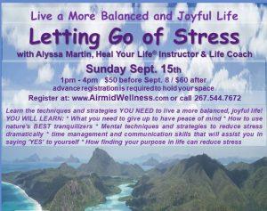 #alyssa Martin #Stress reduction #mindfulness