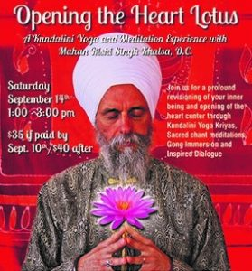 #Heart #Lotus #Healing #Khalsa