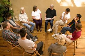 group therapy, group workshop