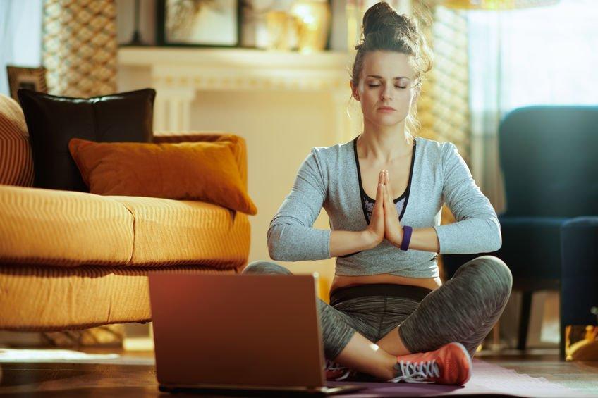 online yoga, Meditation, Tai Chi, TRE, Women's Class, Food & Healing, Mindfulness