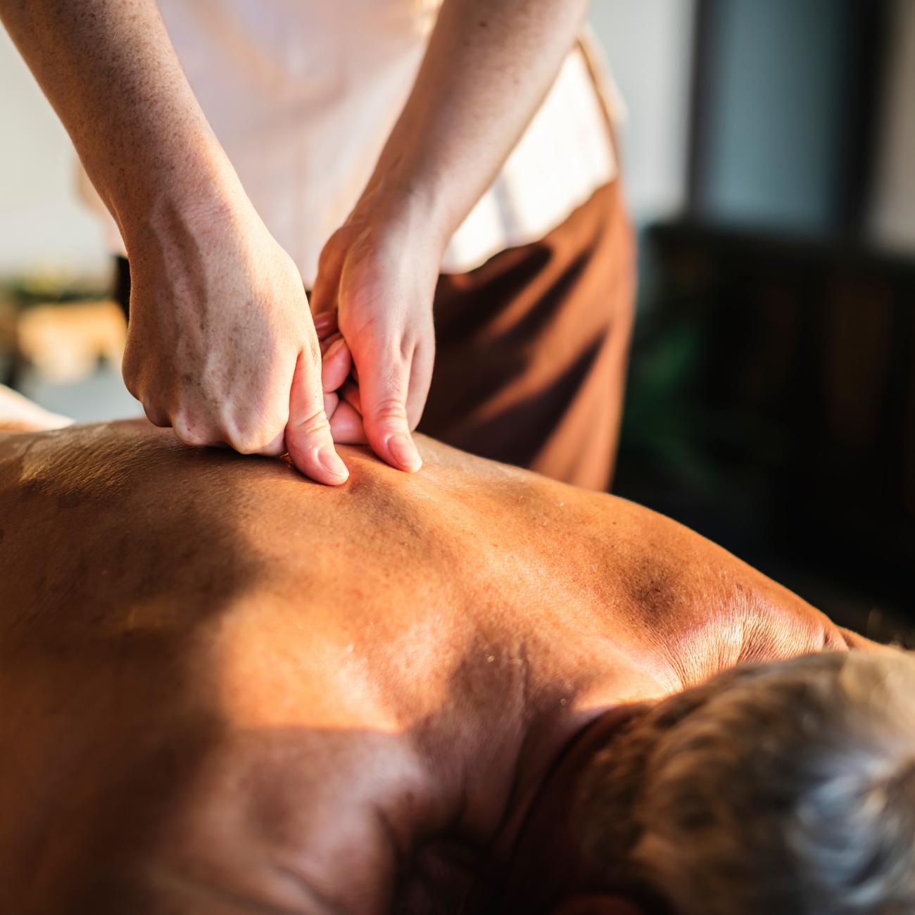 Massage, Healing Hands