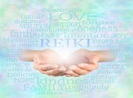 Reiki, Healing