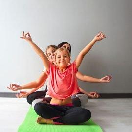 kids Yoga, Julie, Kids, fun